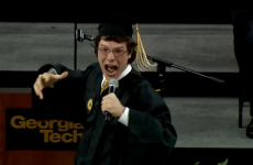 Epic college speech will blow you away