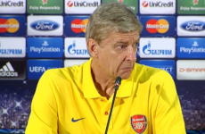 Arsene Wenger pulls 'it wasn't me' face as he rejects player poaching claims