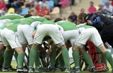 England pip Ireland to place in European Championship semis