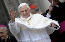 Benedict XVI: 'God told me to resign'