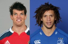 9 of the best (and scariest) headshots from the Irish rugby provinces