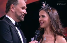 Half of last night's telly viewers were watching the Rose of Tralee