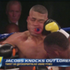 Terrifying boxing knockout is captured in slow-motion GIF