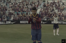Pique, Serena and LeBron feature in new Bradley Cooper-narrated Nike ad