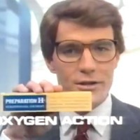 Bryan Cranston was in a haemorrhoid ad in the 80s