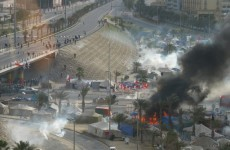 Protesters forced from Bahrain's Pearl Square