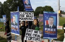A 'Free Bradley Manning' protest to be held at US Embassy, Dublin
