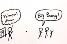 The Big Bang Theory explained in five minutes