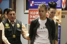 PICS: Michaella and Melissa refused bail and head to Peruvian jail