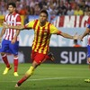 Spanish Super Cup: Neymar earns Barca a draw in first leg at Atletico