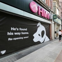 It's back! HMV to reopen four stores in two weeks