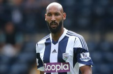 Anelka walks out of West Brom but club say he's on 'compassionate leave'