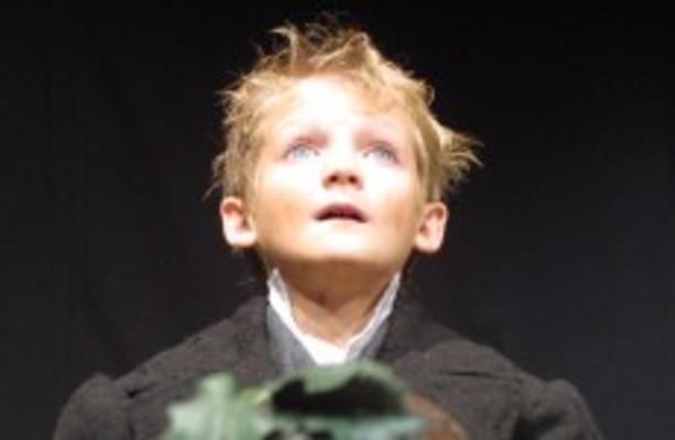 King Joffrey as an adorable ten-year-old kid in Dublin · The
