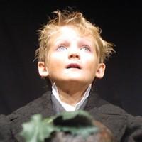King Joffrey as an adorable ten-year-old kid in Dublin