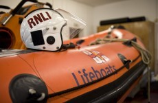 Five teens rescued by RNLI after dinghy is swept away