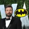 Ben Affleck is the new Batman!