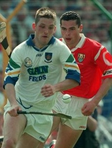 In pictures: Ken McGrath's hurling career