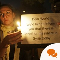 Column: Those Syrian children are dead because the world didn't try to save them