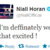Tweet Sweeper: Niall Horan's underwear update