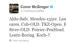 Uncaged: Each UFC division summed up in 140 characters