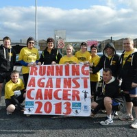 Good samaritan uses free time to train others to run and raise thousands for cancer charities
