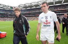 'The current management is the best we could have': Doyle backs McGeeney to stay as Kildare boss