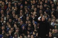 Ferguson handed five-match touchline ban