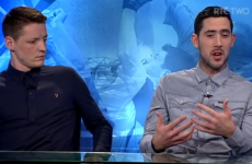 Mark McHugh and Conor McManus think cynical fouling should result in a red card