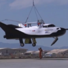 NASA's successor to the Space Shuttle completes tests over dry lake bed