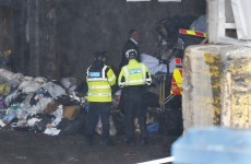 Man found in Dublin waste truck identified