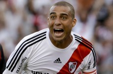 David Trezeguet shows that even old men can score great goals*
