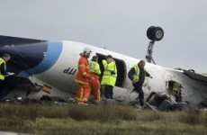 No faults in Cork Airport crash plane: Preliminary report