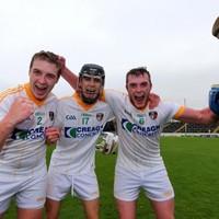 Ryan 'amazed' by sensational Antrim U21 triumph