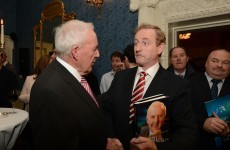 Bill O'Herlihy says FF and FG should consider going into coalition
