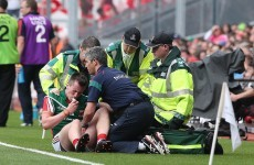 Cillian O'Connor a major doubt for Mayo's All-Ireland final clash