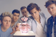The ad for One Direction's fragrance is ludicrous