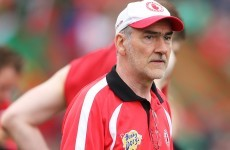 Tyrone boss 'annoyed' at decision not to award free after Harte injury