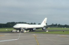 The Sultan of Brunei's plane is in Dublin, but why?