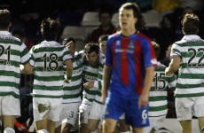 Celtic, Aberdeen through to last four of Scottish Cup