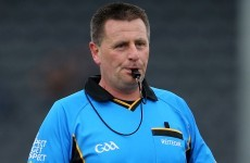 Brian Gavin appointed as All-Ireland senior hurling final referee