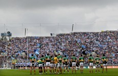 No tickets left as next Sunday's Dublin Kerry match will be a sellout