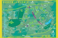 Here is the schedule for the main stage at Electric Picnic
