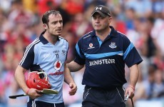 'Every one of us want him' -- Anthony Daly has Dubs' unanimous support