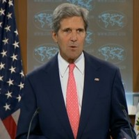 """John Kerry warns Syria of """"consequences"""" for using chemical weapons"""
