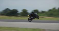 Meet Ireland's Paddy O'Sullivan - the world's fastest man on one wheel
