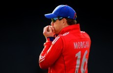 Dubliner Eoin Morgan to captain England against Ireland next week