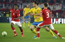 Sweden and Austria name squads for Ireland's double-header
