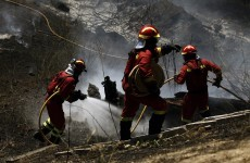 Fourth firefighter killed as wildfires rage in Spain and Portugal