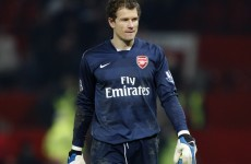 Blast from the past: Lehmann to sign for Arsenal