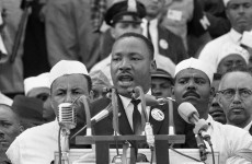 Have you read Martin Luther King's 'I have a dream speech'?